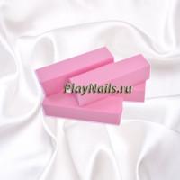 Баф шлифовочный, розовый