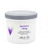 Маска альгинатная Aravia Red-Wine Lifting, лифтинговая, с экстрактом красного вина, 550 мл