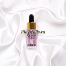 Гель-масло Gellaktik для кутикулы Grape, 15 мл