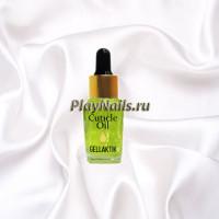 Гель-масло Gellaktik для кутикулы Pineapple&Mint, 15 мл