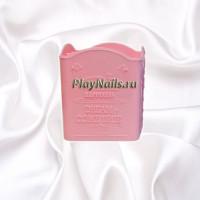Подставка для инструментов и кистей, Розовая