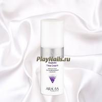 Крем для лица Aravia Azulene Face Cream, восстанавливающий, с азуленом, 150 мл