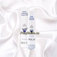 Крем Aravia Active Hydrating Cream 24H, Активное увлажнение, 100 мл