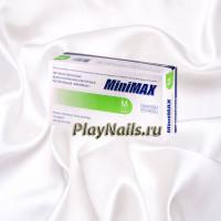 Перчатки MiniMax, белые, размер М