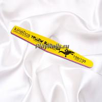 Пилка для ногтей Kinetics Yellow Alligator, 150/150 грит