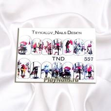 Слайдер TND 557